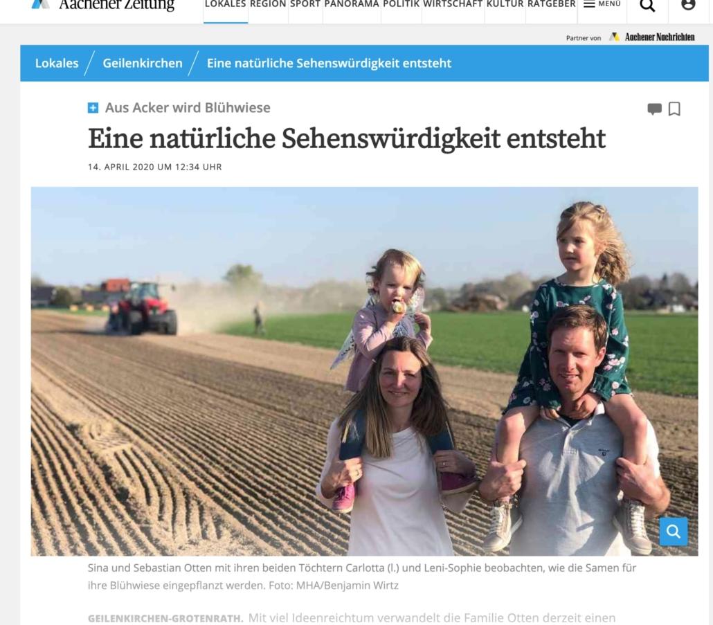 Aachener Zeitung - Benjamin Wirtz